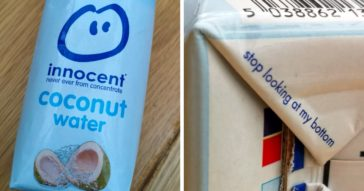 20+ Genius Hidden Messages People Never Expected To Get On Everyday Products