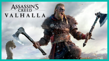 Assassin's Creed Valhalla First Gameplay Revealed at Xbox Series X Event