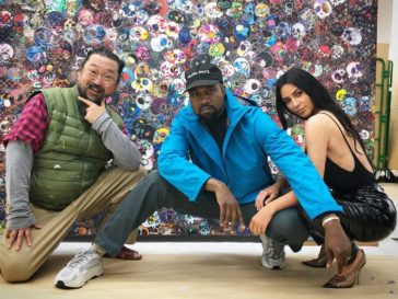 Here's why the artist Takashi Murakami has left the celebs obsessed