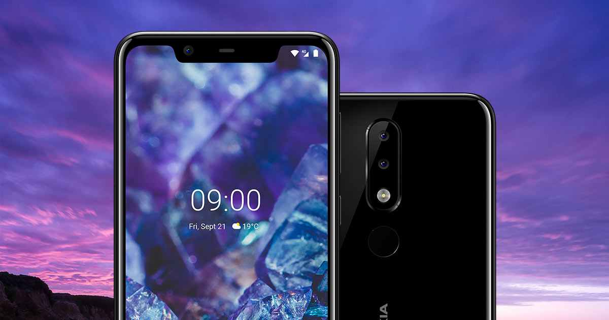 Nokia 5.1 Plus now receiving Android 10 in the latest update