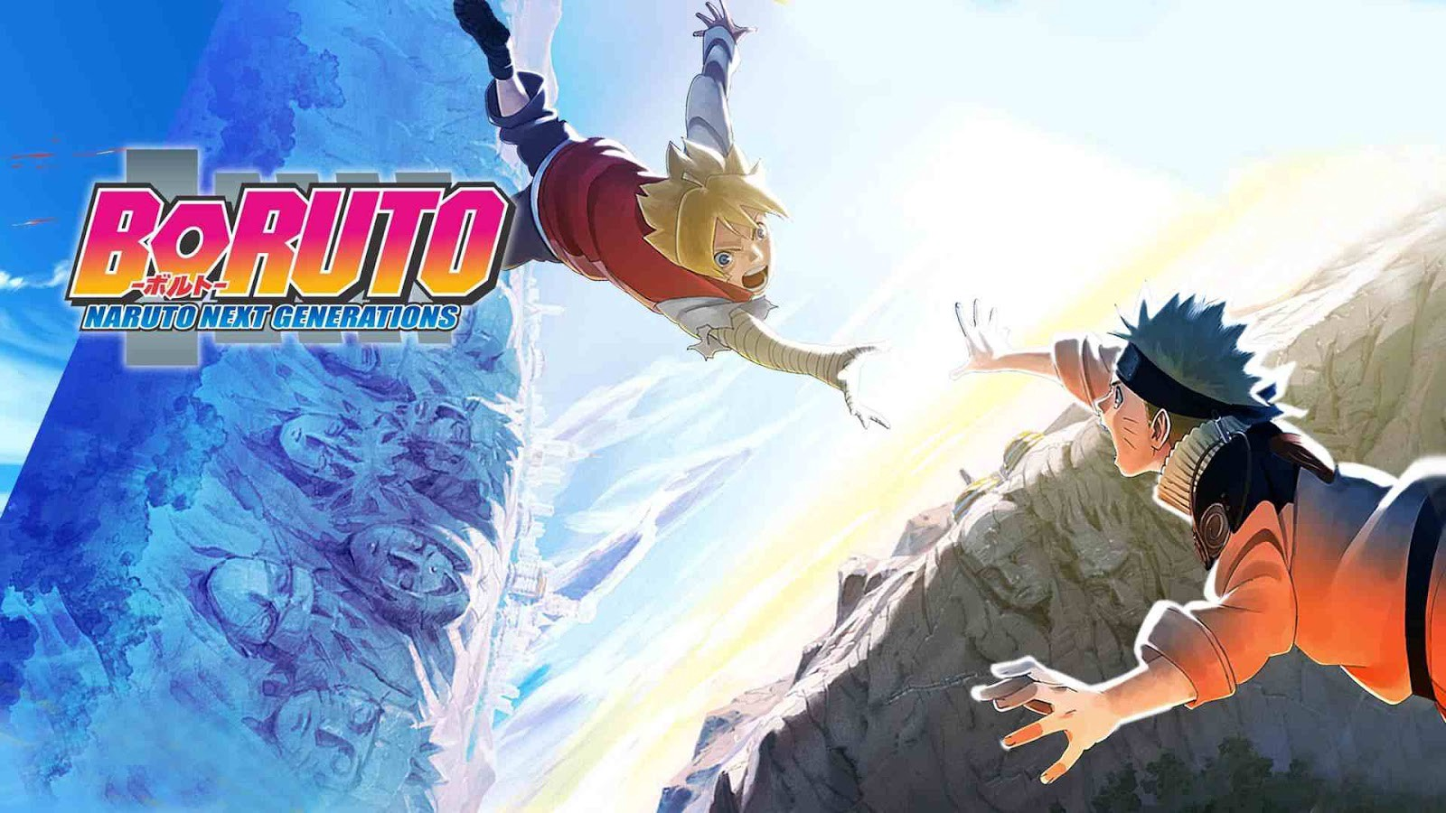 Boruto: Naruto Next Generations Re-Runs with a Special Project