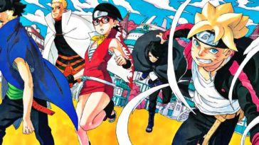 Boruto star will begin live-tweeting Episode Reruns during Intervals