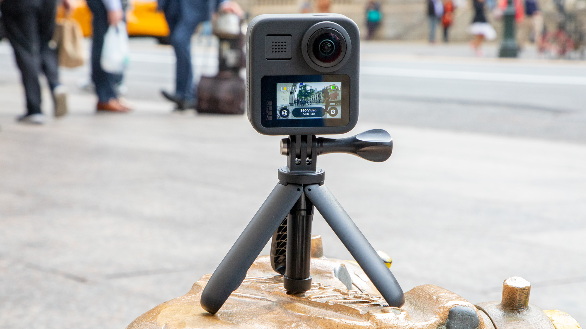 GoPro Max releases Firmware update to add handy shooting modes