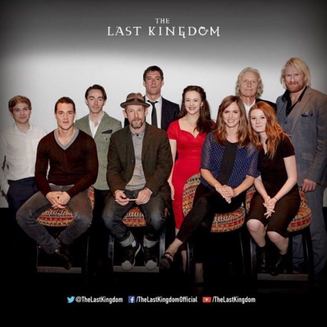The Last Kingdom Season 5 Cast