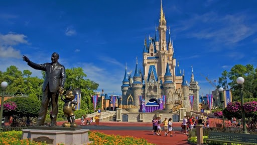 Disney stock falls drastically after downgrade from COVID-19 pandemic