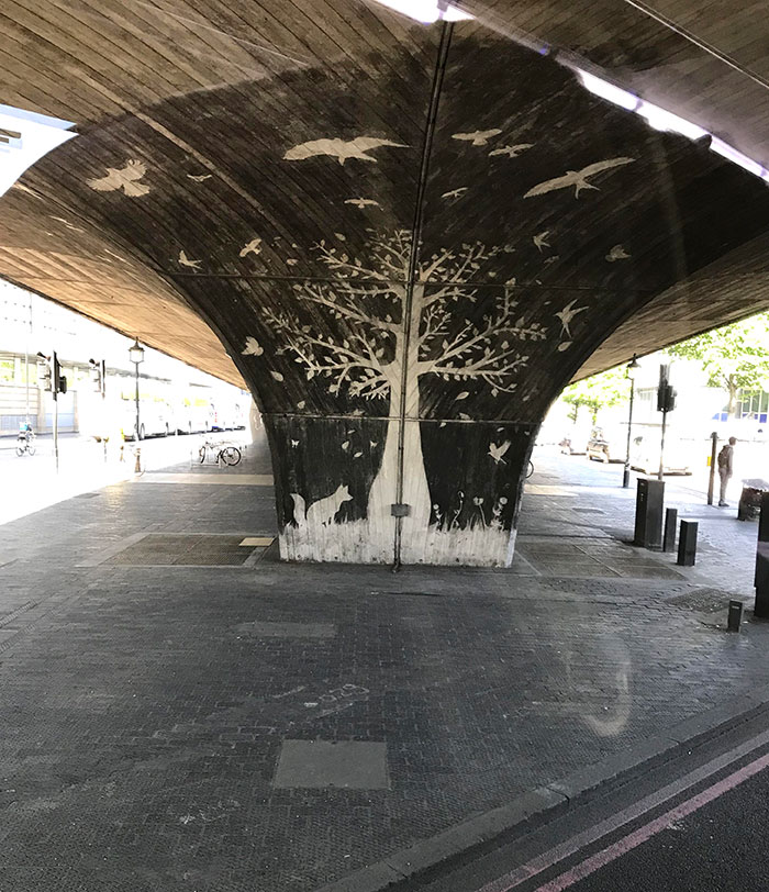 Art in West End, London returns to its Former Beauty
