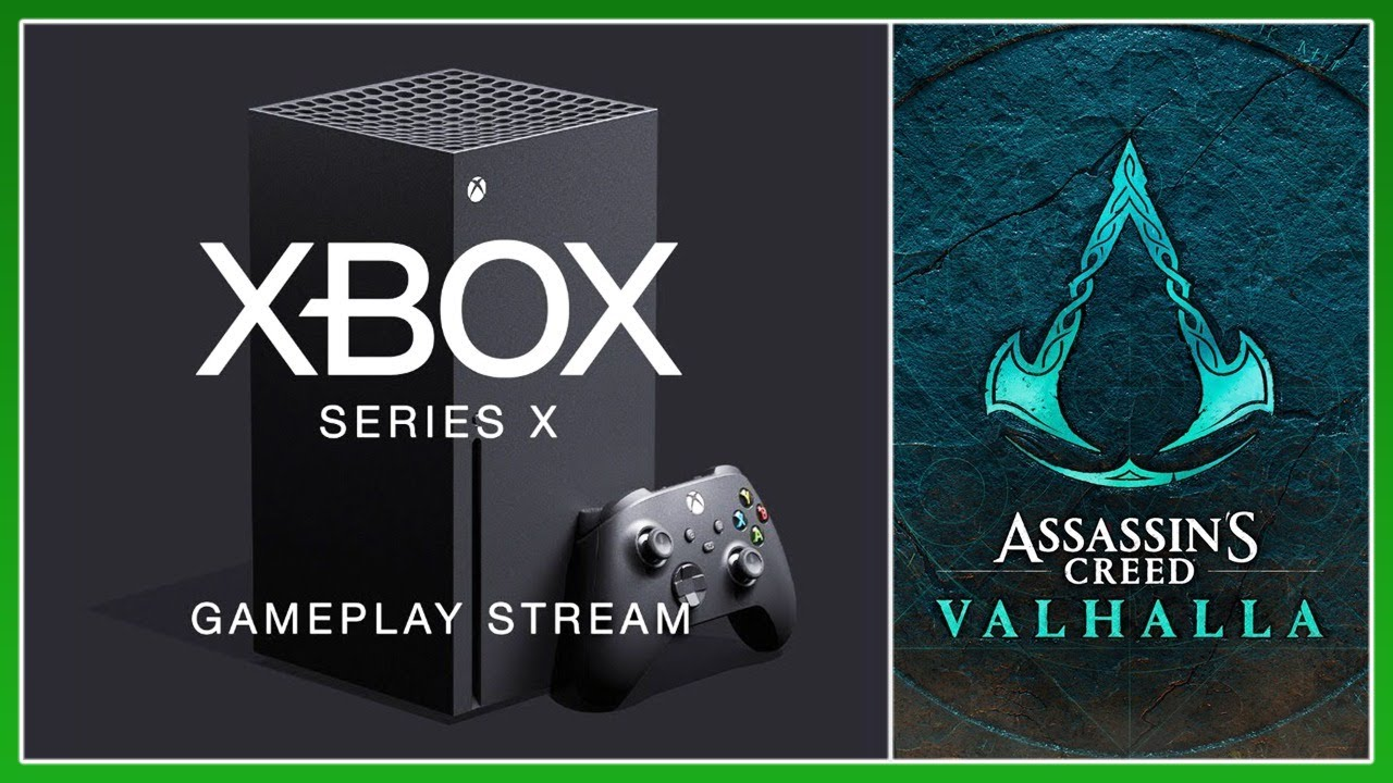 First Gameplay of Assassin's Creed Valhalla live on Xbox event
