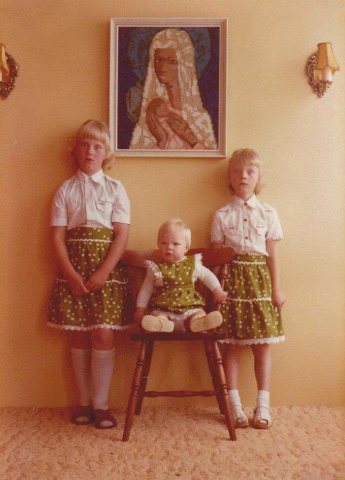 My Mom And Her Sisters. They Were Told Not To Blink (1978)