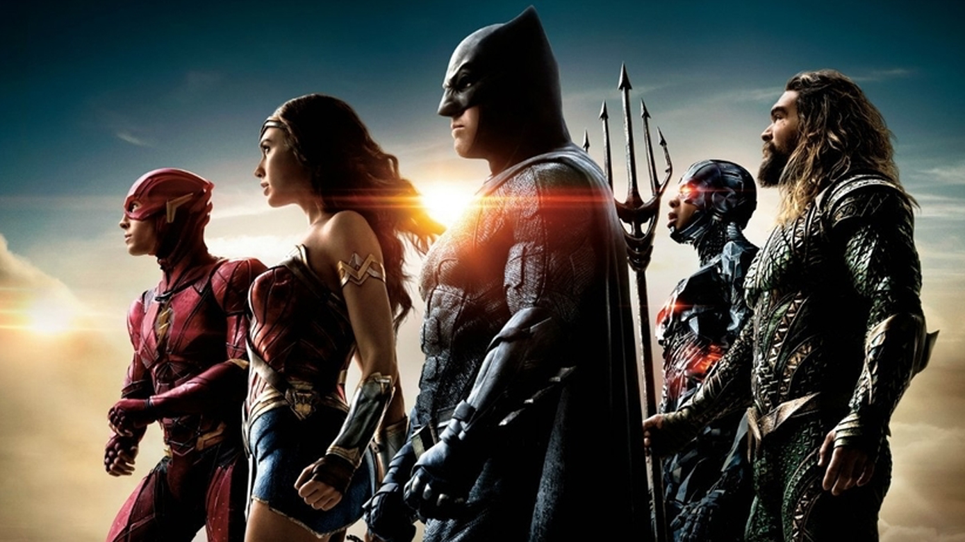 Zack Snyder Unveils Teaser of Justice League Director's Cut