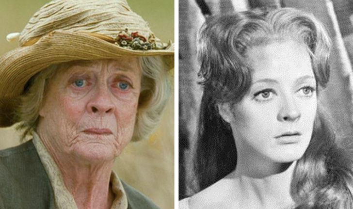 Old Actresses: Maggie Smith