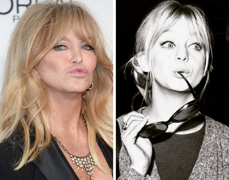 Old Actresses: Goldie Hawn