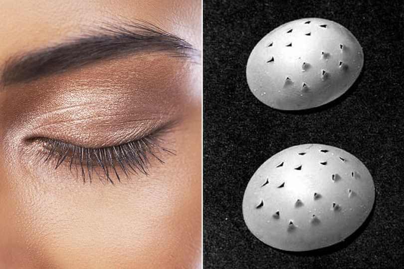 Morticians use spiked contacts to keep the eyes of the dead closed. One of the scariest secrets we've ever come across