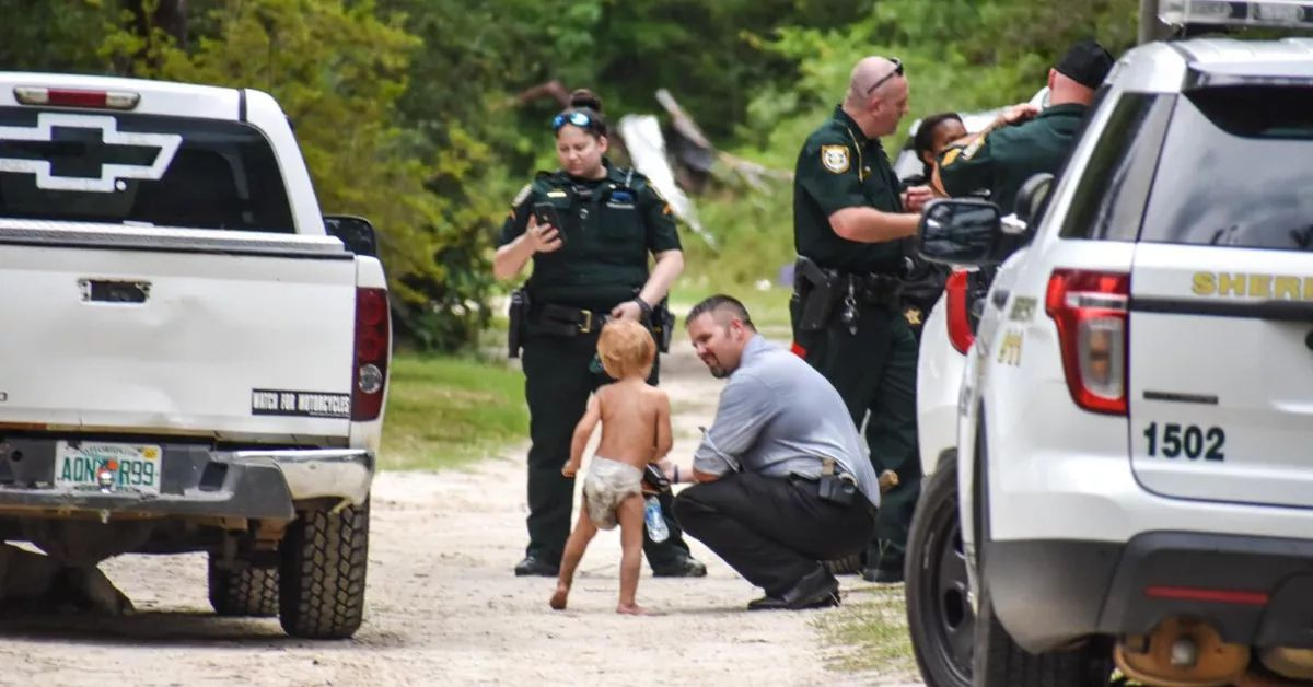 Missing Autistic Toddler Found Safe With Family Dogs: 'They're Doing Their Job'