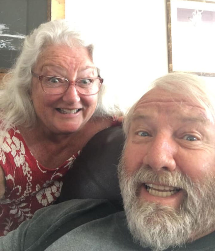 Jim and his wife Joanne