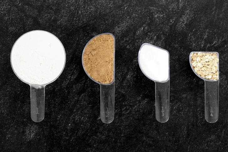 These spoons have the best designs as they can measure the perfect quantity when following a particular recipe