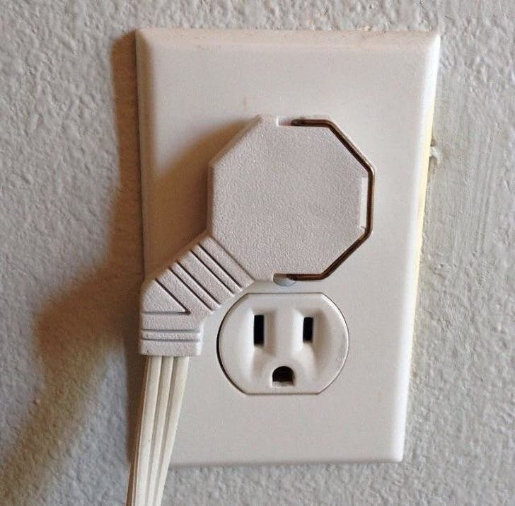 This way you can easily plug in two devices