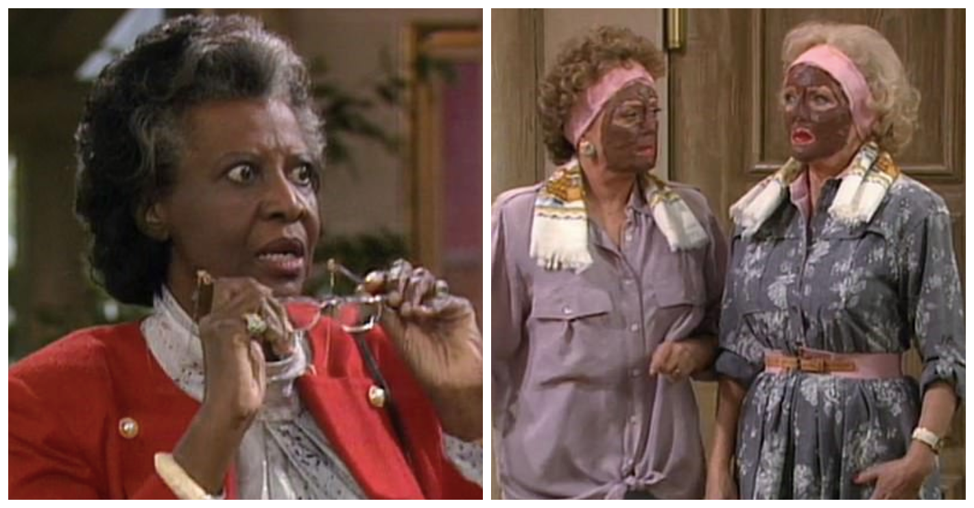 'Golden Girls' episode from 1988 pulled from Hulu for blackface