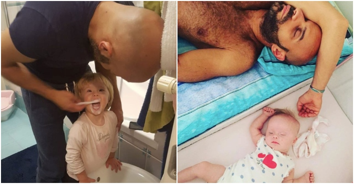 Single gay man adopts girl with Down's Syndrome after she is rejected by 20 families